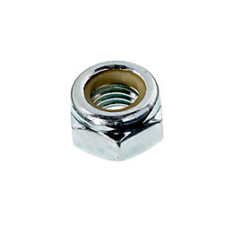 AVF M12 Steel & Nylon Nylon Lock Nut,