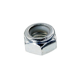 AVF M8 Steel & Nylon Nylon Lock Nut,