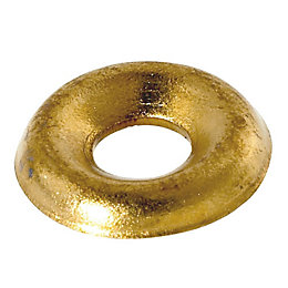 AVF M3.5 Brass Screw Cup Washer, Pack of