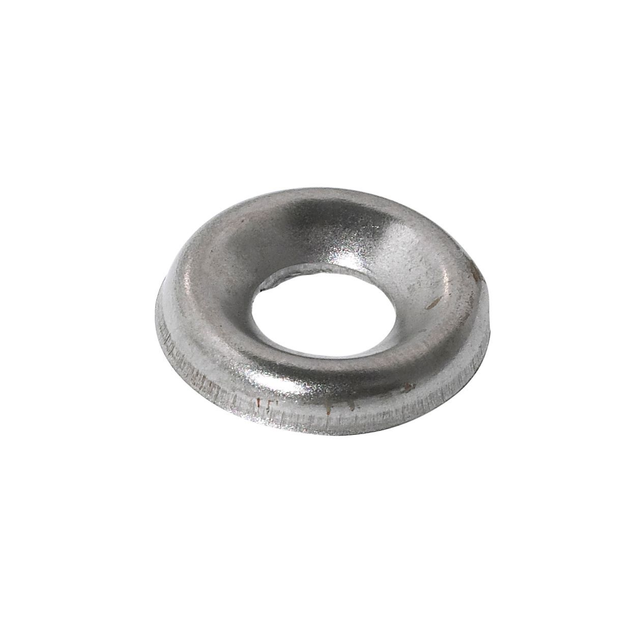Avf M5 Stainless Steel Screw Cup Washer, Pack Of 25
