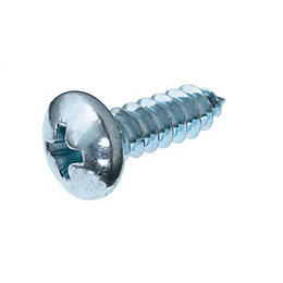 AVF Zinc Effect Steel Self Tapping Screw (Dia)5mm