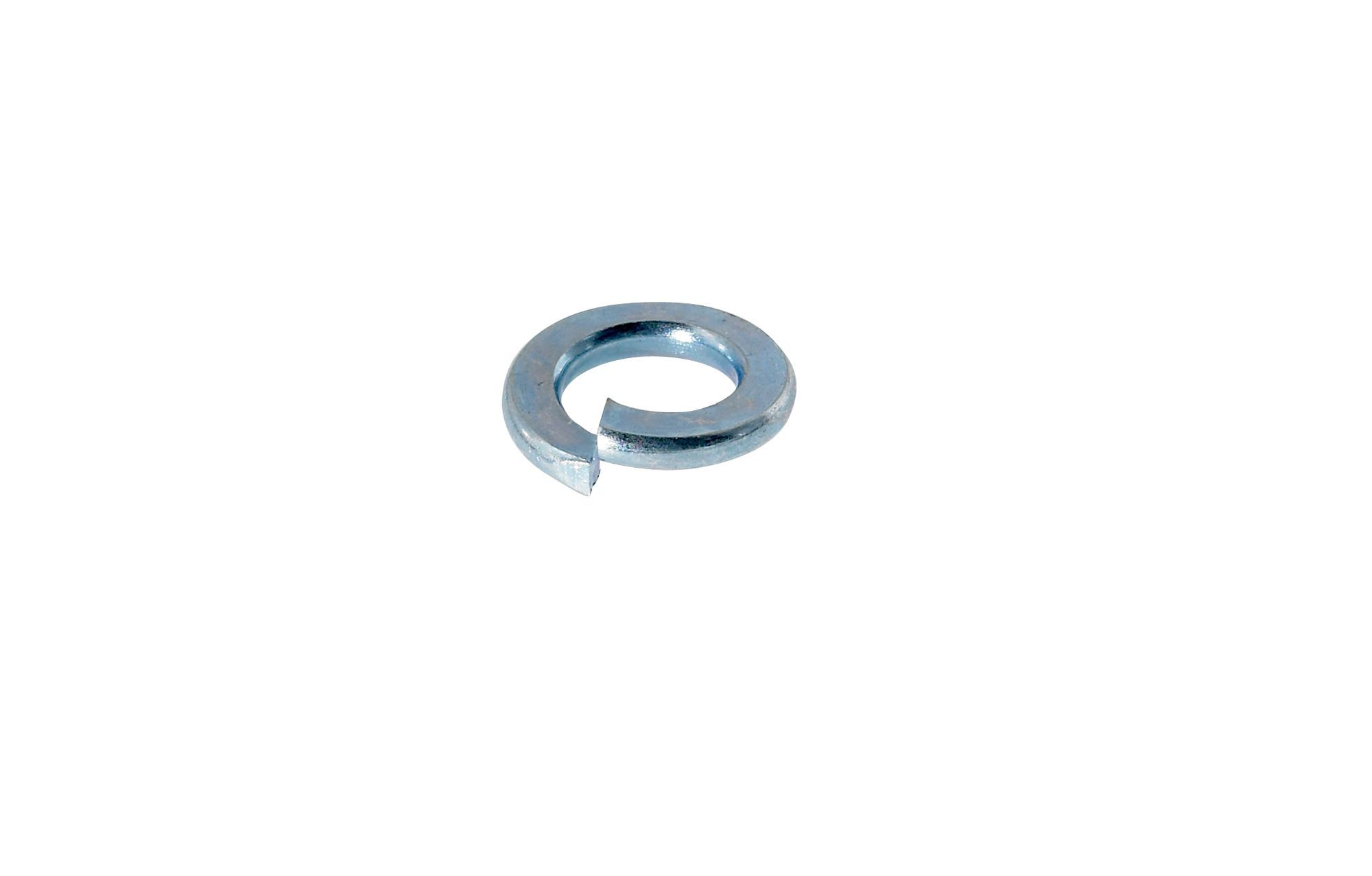 Avf M4 Steel Spring Washer, Pack Of 25