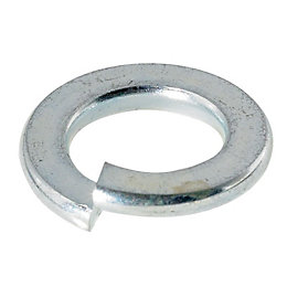 AVF M8 Steel Spring Washer, Pack of 25
