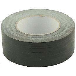 Heavy Duty Black Duct Tape (L)50m