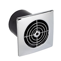 Manrose Low Profile Lp100Ss Extractor Fan 100 mm