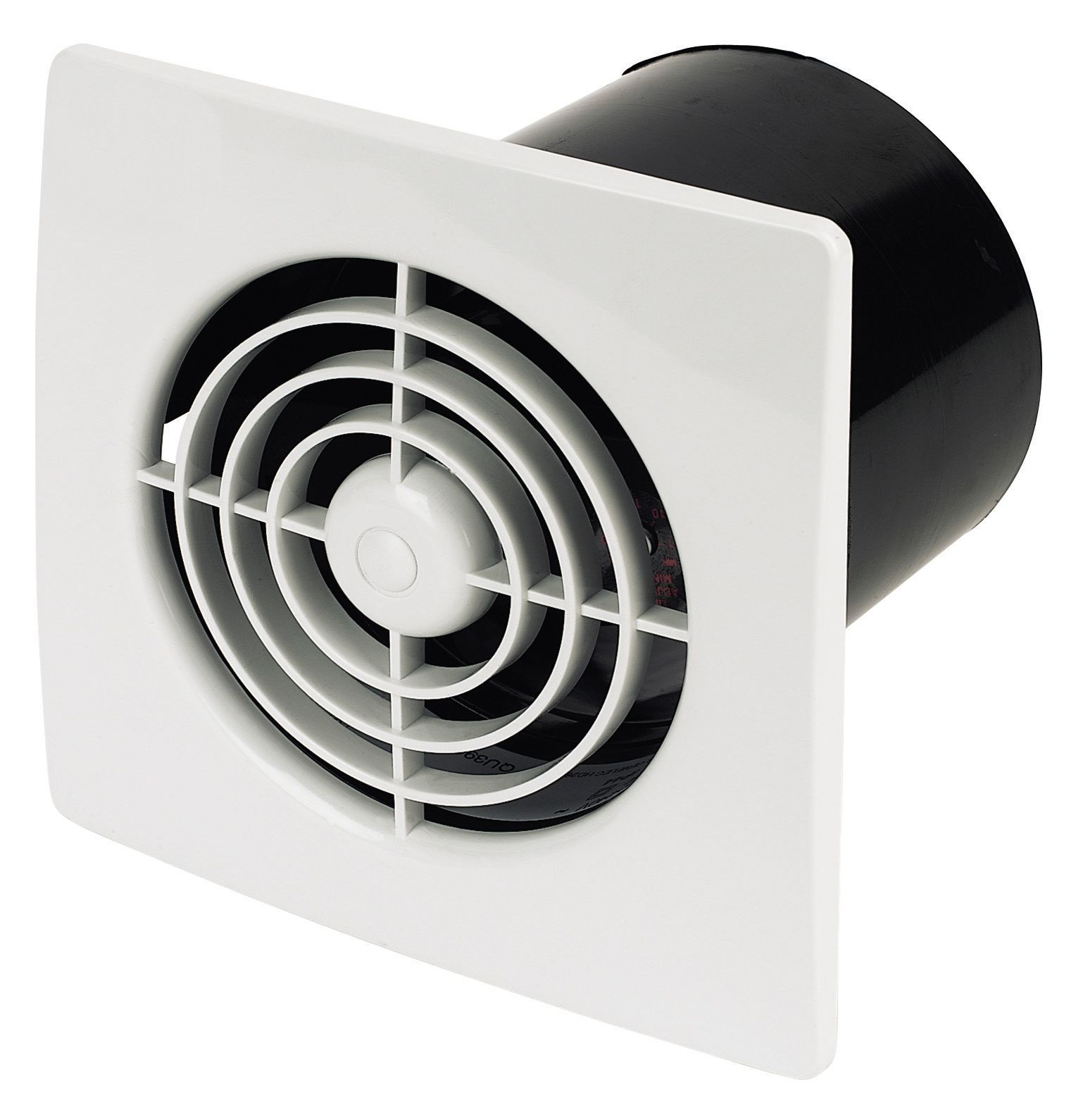 Bathroom extractor fans advice - Manrose 49520 In Line Bathroom Extractor Fan D 100mm Departments Diy At B Q