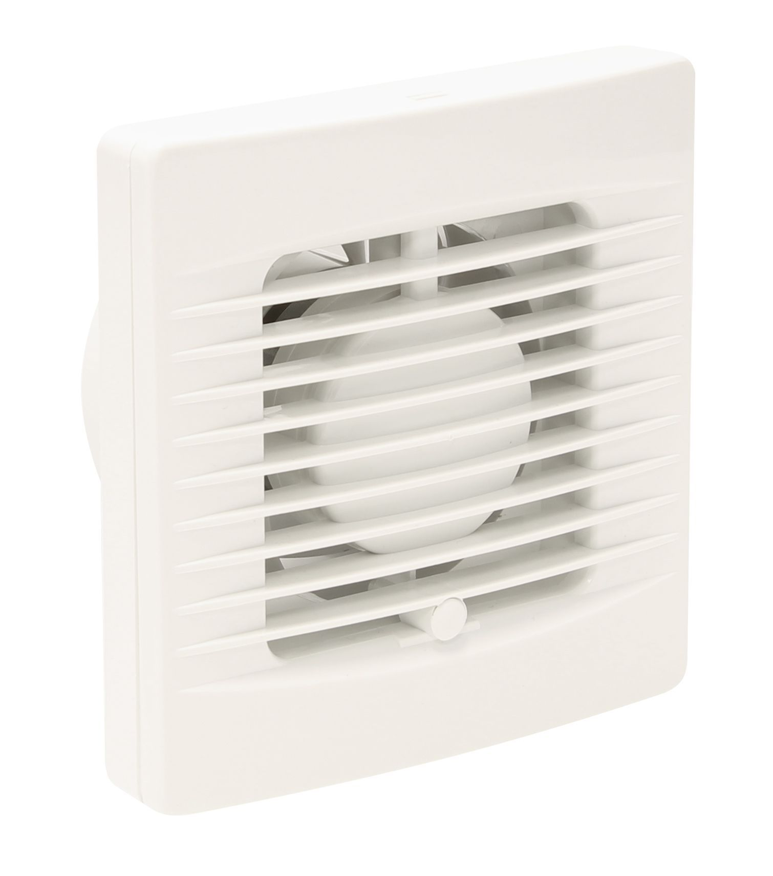 Bathroom Designer Extractor Fans manrose 13424 kitchen extractor fan with pullcord (d)149mm