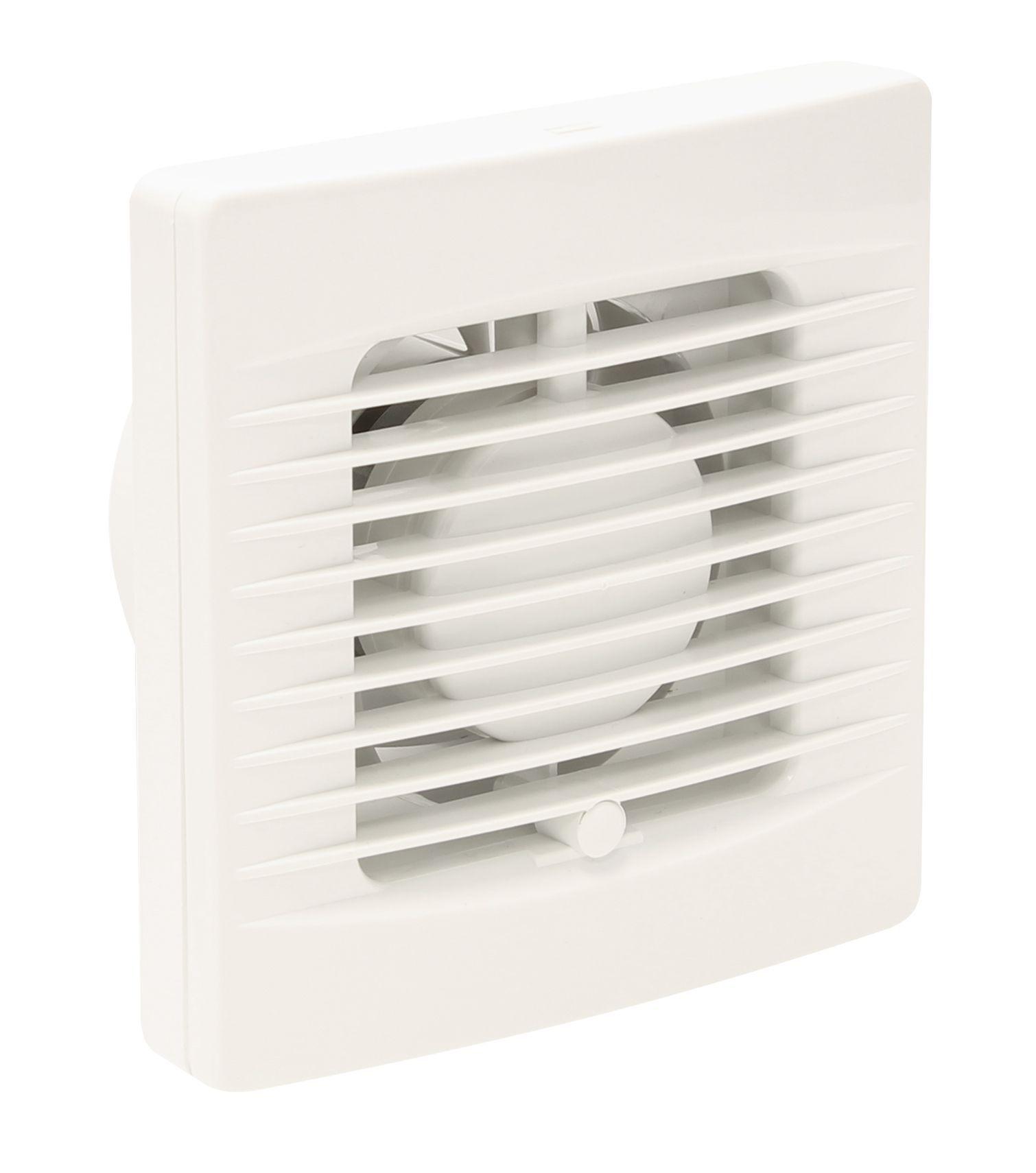 manrose vxf100s bathroom extractor fan departments diy at bq - Bathroom Extractor Fan