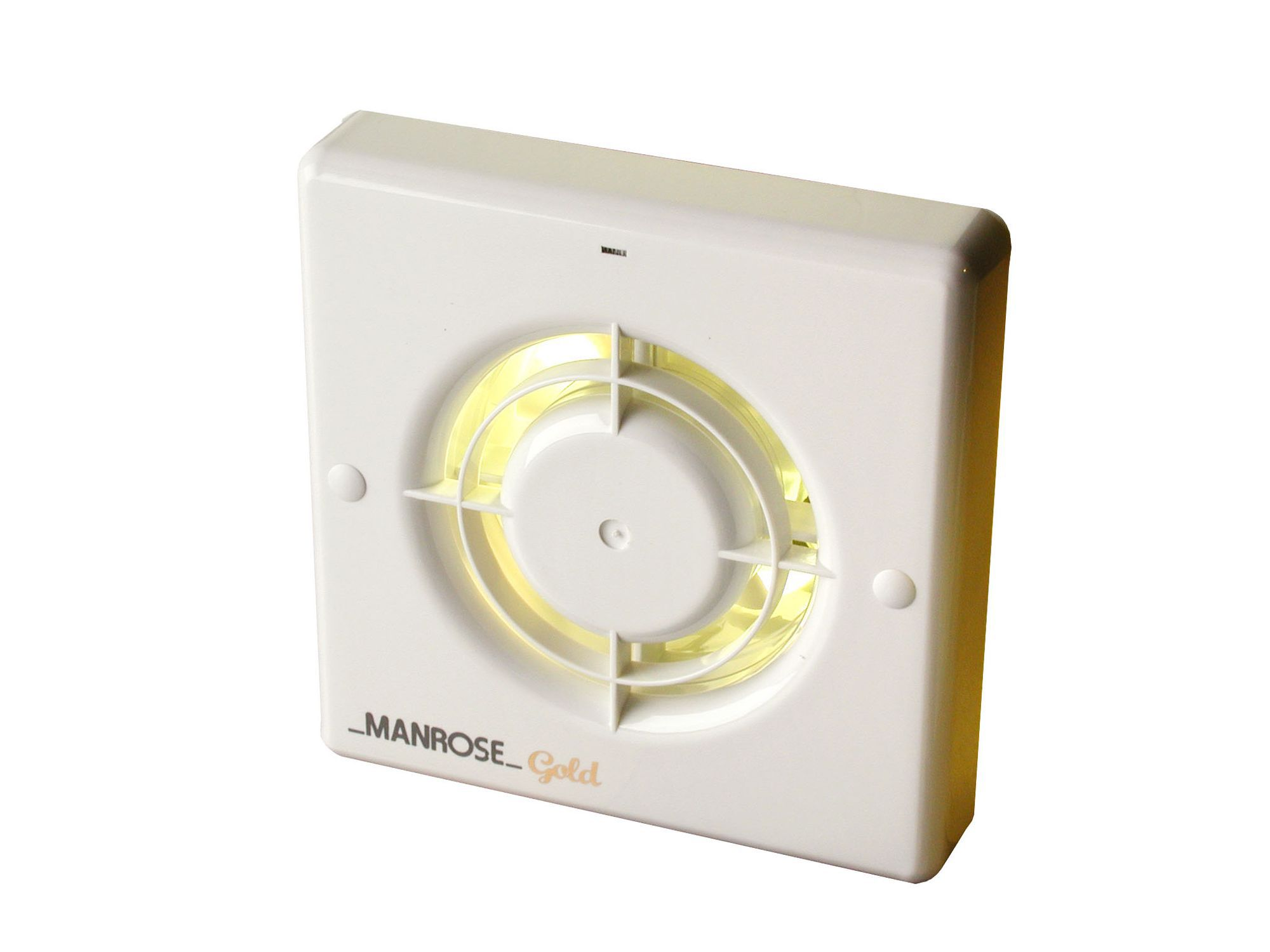 Manrose Bathroom Extractor Fan With Pullcord D