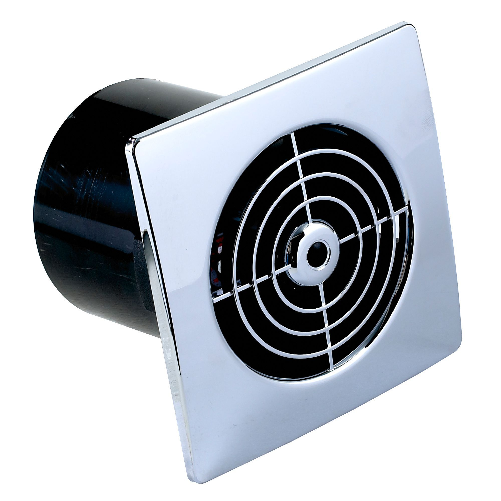 Manrose 12473 Bathroom Extractor Fan with Timer (D)100mm ...