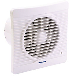 Vent-Axia Silhouette 150 Kitchen Extractor Fan 147 mm