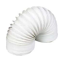 Manrose White Circular Flex