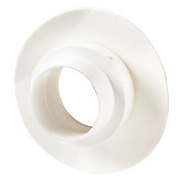 Manrose White Tumble Dryer Connector