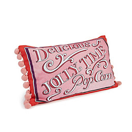 Emma Bridgewater Popcorn Pink Cushion