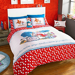 Roald Dahl Georges Marvellous Medicine Multicolour Single Bed