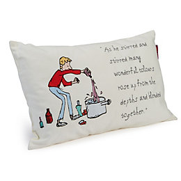 Roald Dahl George's Marvellous Medicine Multicolour Cushion