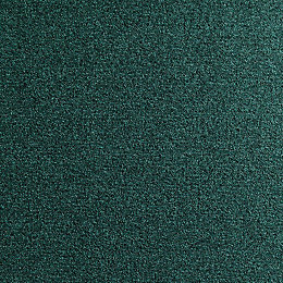 Colours Dark Green Carpet Tile