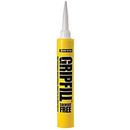 Evo-Stik Gripfill Solvent Free Grab Adhesive 350ml