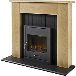 Dimplex Optisuite2go Electric Fire Suite Departments