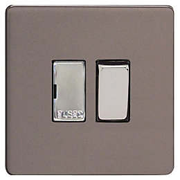 Varilight 13A Slate Effect Switched Fused Connection Unit