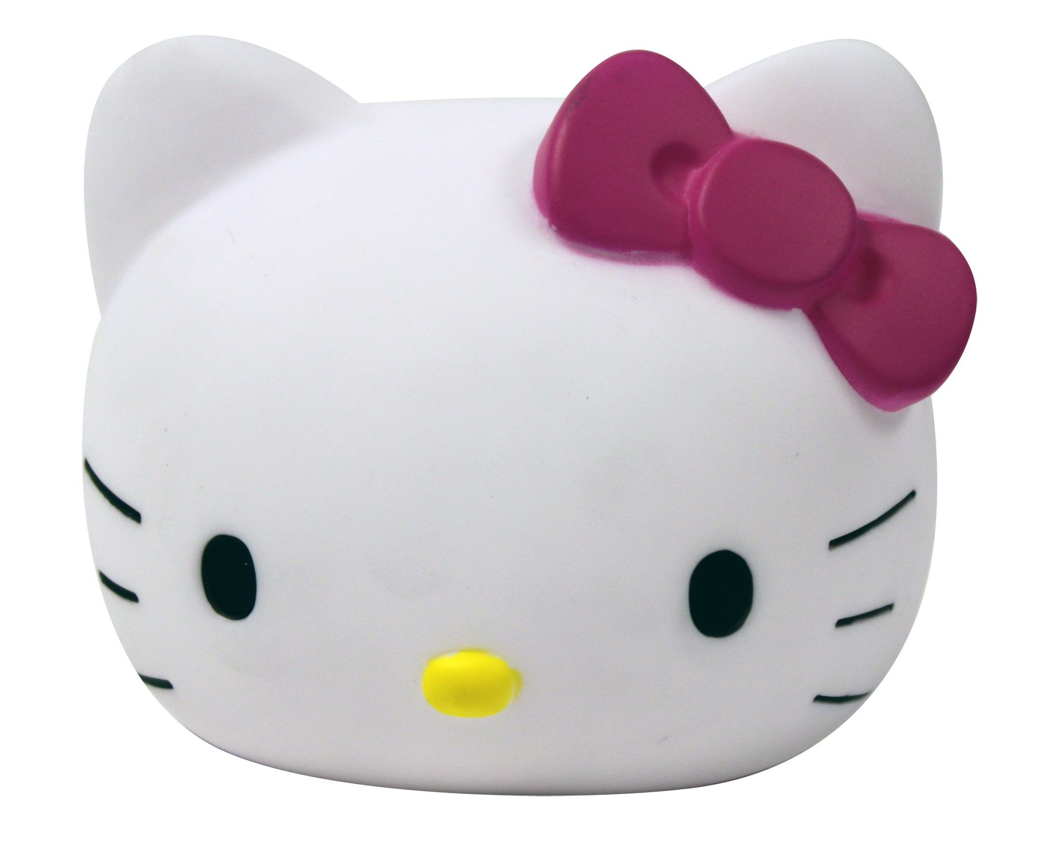 hello kitty hello kitty white night light of 1. Black Bedroom Furniture Sets. Home Design Ideas