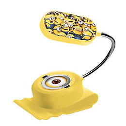 Minions Yellow Clip-On Bed Light