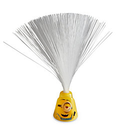 Minion's Stuart Yellow Fibre Optic Lamp