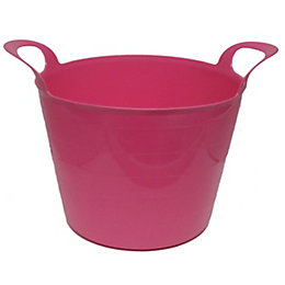 Strata Mini Pink Flexi Tub
