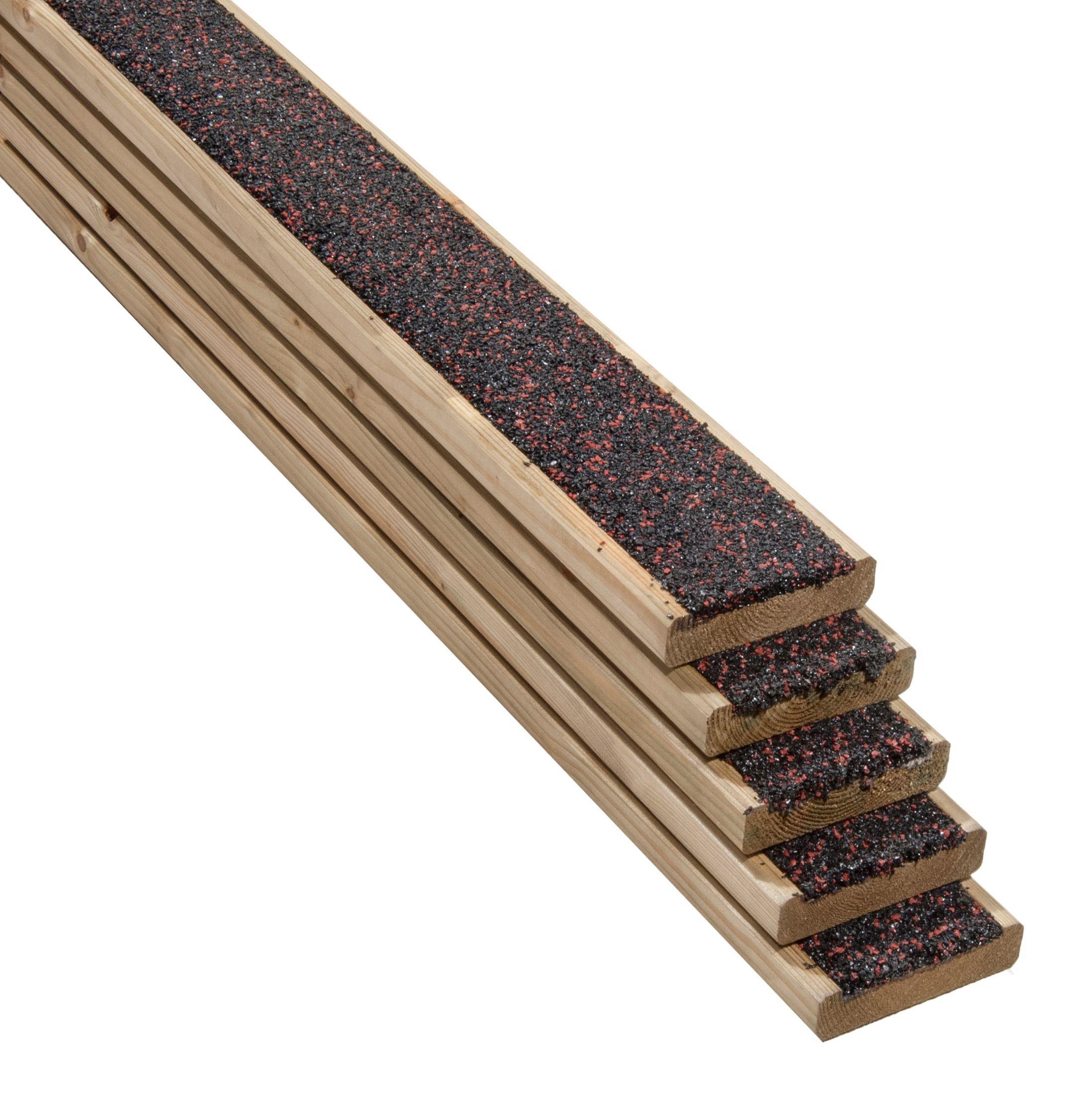 Walksure Softwood Deck Board (t)28mm (w)120mm (l)2100mm, Pack Of 5
