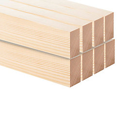 Scant Timber (T)43mm (W)70mm (L)2400mm Pack of 8