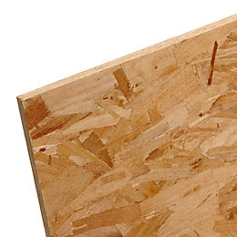 OSB 2 Board (Th)15mm (W)607mm (L)1220mm Pack 2