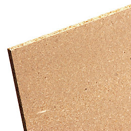 Chipboard Sheet (Th)12mm (W)607mm (L)1220mm, Pack of 3