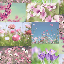 Springtime Photographic Wallpaper