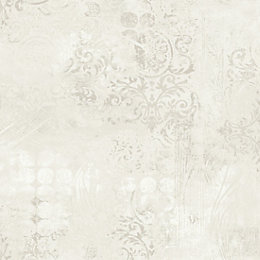 Opus Roselea Soft Grey Texture Metallic Mica Wallpaper
