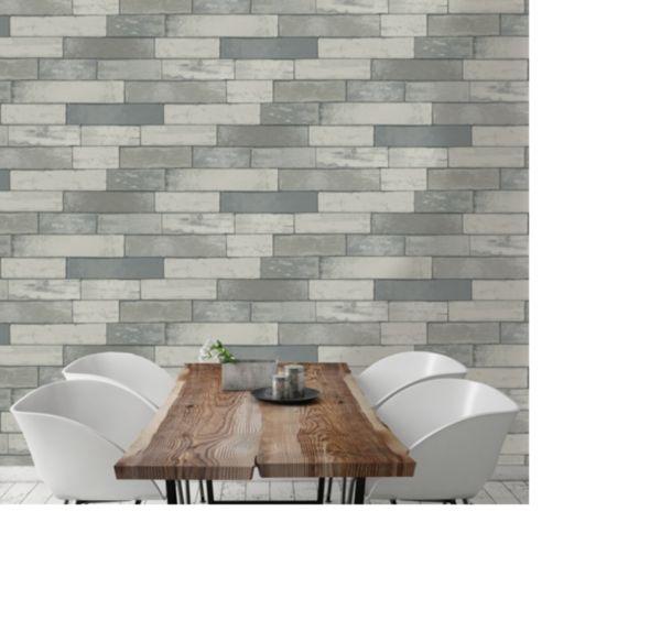 Brick  Tiles  amp  Naturals. Wallpaper   Painting   Decorating   DIY at B Q
