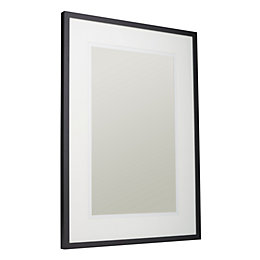Black Wood Picture Frame (H)104cm x (W)74cm
