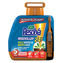 Resolva 24 Ready to Use Weed Killer 1L
