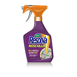 Resolva Ready to Use Moss Killer 1L 1.147kg