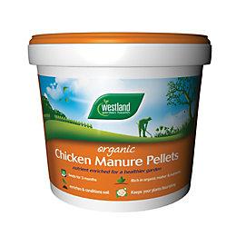 Westland Chicken Manure Pelleted Plant Food 10kg
