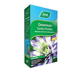 Westland Growmore Granular Plant Food 1.5kg