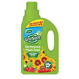 Westland Gro-Sure All Purpose Plant Food 2L
