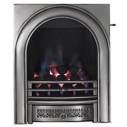Focal Point Arch Slide Control Inset Gas Fire