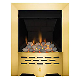 Bi Flame Manual Control Inset Gas Fire
