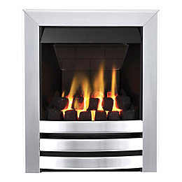 Focal Point Langham Multi Flue Chrome Manual Control