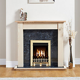Blenheim Inset Gas Fire Suite