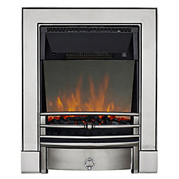 Soho LED Reflections Inset Electric Fire