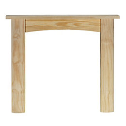 Sutherland Pine Solid Pine Fire Surround