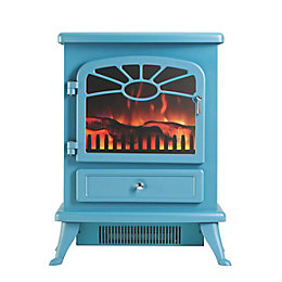 Es 2000 Blue Electric Stove