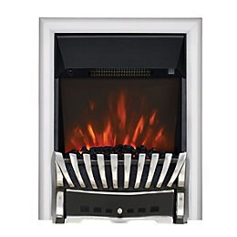 Focal Point Elegance Black LED Electric Fire