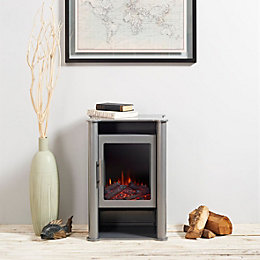 Skalvik Graphite LED Electric Stove